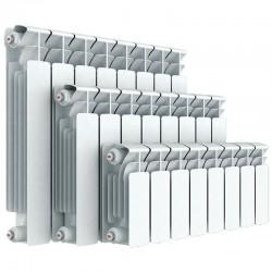 Биметаллический радиатор RIFAR Base 350 1 секция
