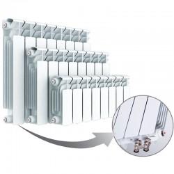 Биметаллический радиатор RIFAR Base 500 Ventil BVR 1 секция
