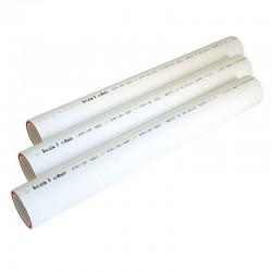 Kalde d-40х6,7 (PN 25) Труба полипропиленовая арм. стекловолокно 4 метра