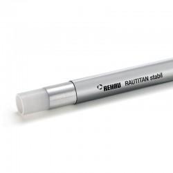 REHAU RAUTITAN stabil труба универсальная 20х2.9 (Бухта: 100 м)